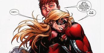 Cassie Lang Marvel Comics Ant-Man