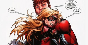 Cassie Lang Marvel Comics Ant-Man