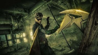 Robin in 'Titans'.