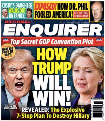 national enquirer trump