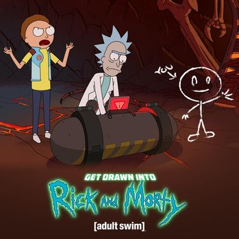 rick and morty season 4 prizeo contest
