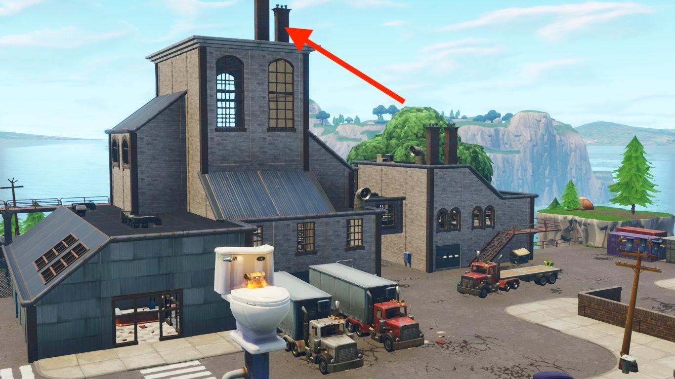'Fortnite' Flush Factory