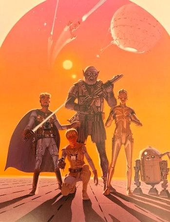 Star Wars Art: Ralph McQuarrie