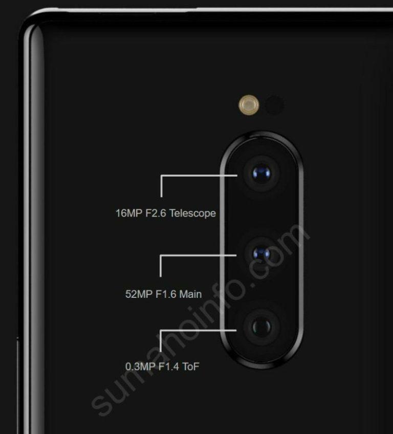 Sony insane camera smartphone