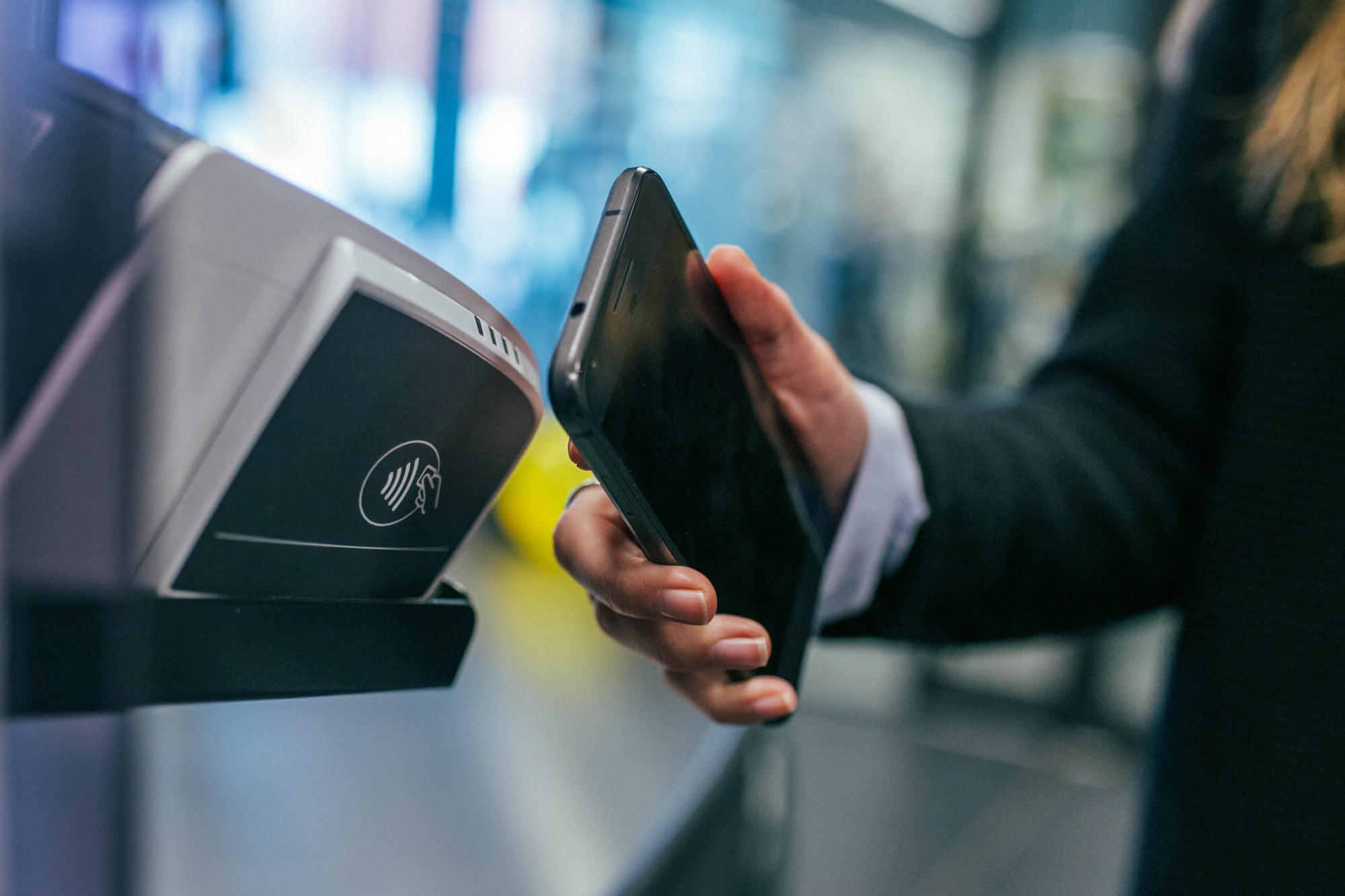 Off-chain could make payments faster.