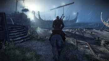 Geralt of Rivera in 'The Witcher'
