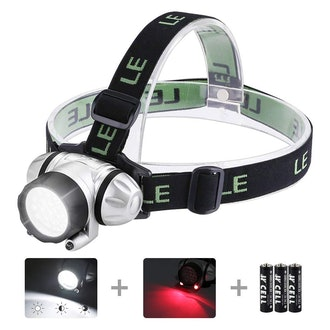 LE Headlamp Flashlight