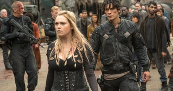 The 100 gets renewed for Season 5