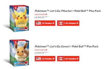 pokemon let's go bundles