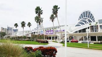 IAAPA 2017 at the Orange County Convention Center in Orlando, Florida.