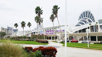 IAAPA 2017 at the Orange County Convention Center in Orlando, Florida.
