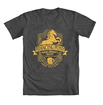 GEEK TEEZ Prancing Pony Barliman's Best Men's T-Shirt