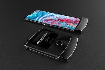 motorola razr foldable phone