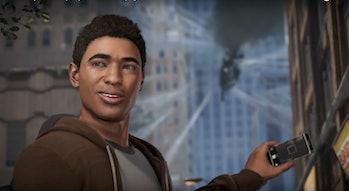 Spider-Man Marvel Miles Morales Sony Insomniac