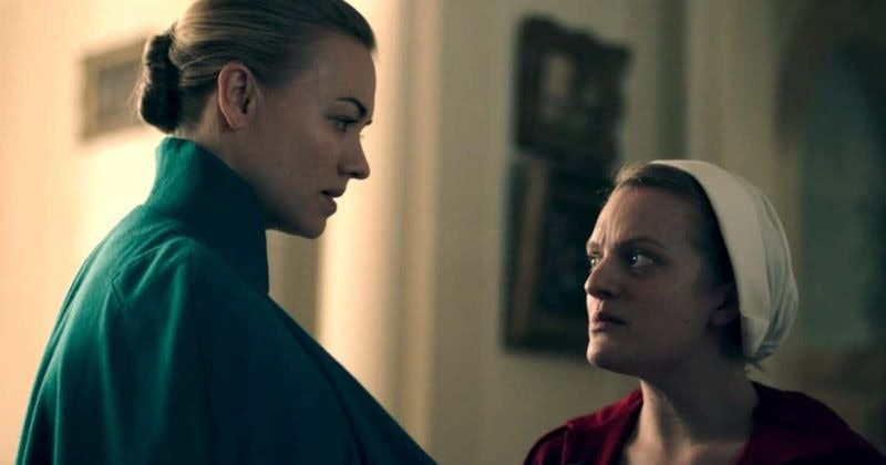 The Handmaid's Tale Season 3 Serena Joy June