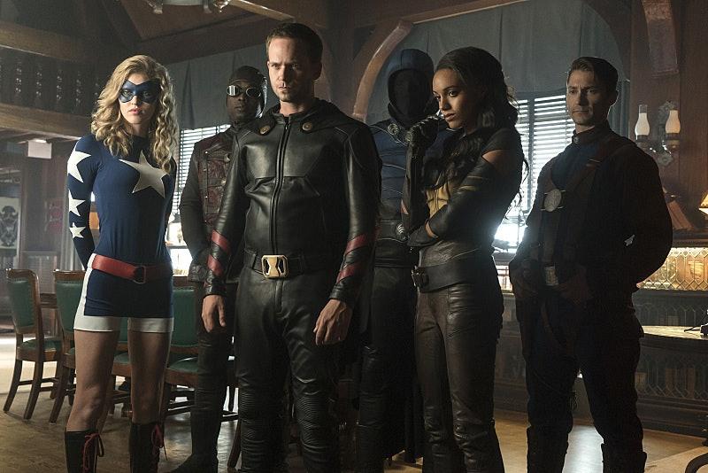 Legends of Tomorrow Justice Society of America Season 2