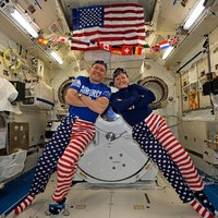 4th of July in Space: How Would Fireworks Work on Mars?