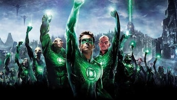 These Green Lanterns probably don't exist in the DCEU, but others definitely do.
