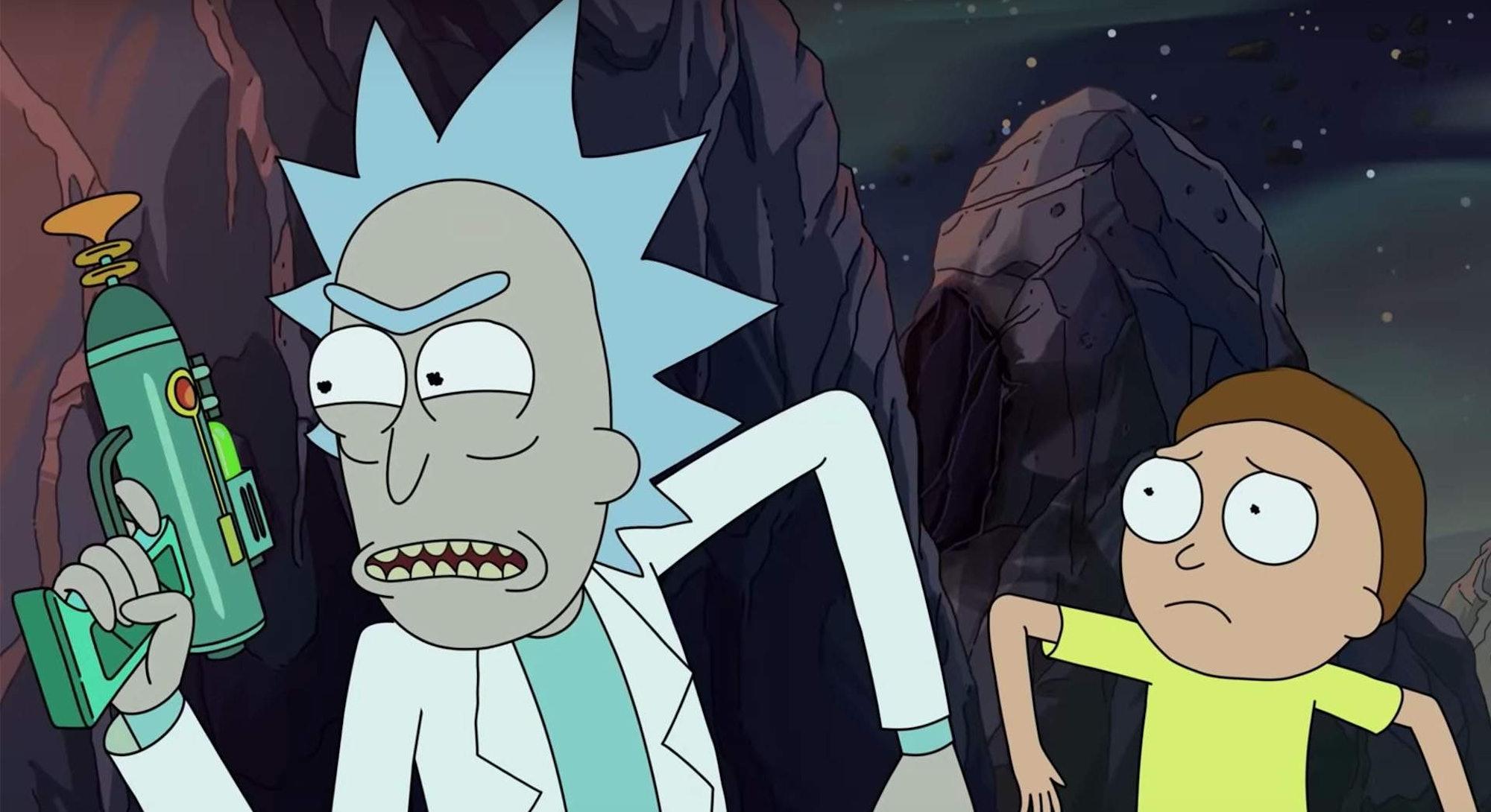 rick and morty season 4 episode 9 - photo #20