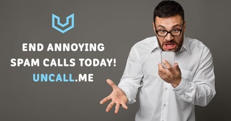Uncall: Stop Robocalls & Spam Texts Forever