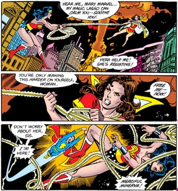 Mary Marvel Shazam DC