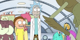 'Rick and Morty's first episode goes way too far way too soon