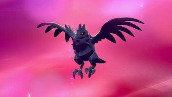 Corviknight pokemon sword and shield