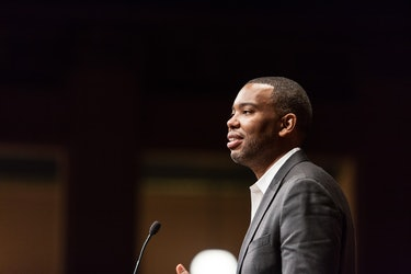 """""""A deeper black: Race in America"""" with Ta-Nehisi Coates"""