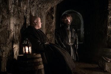 Game of Thrones Season 8 Tyrion Varys