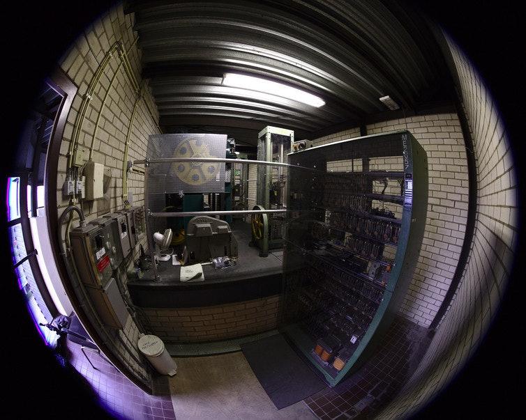 Elevator design technology pulley system futuristic