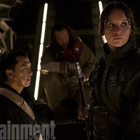 Donnie Yen Prays to the Force in New 'Rogue One' Deleted Scene
