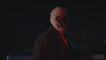 Rorschach on HBO's 'Watchmen'