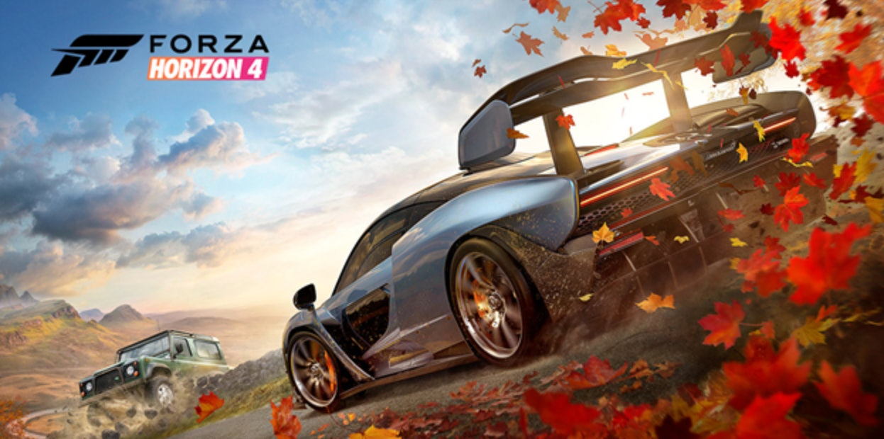 Forza Horizon 4 video game