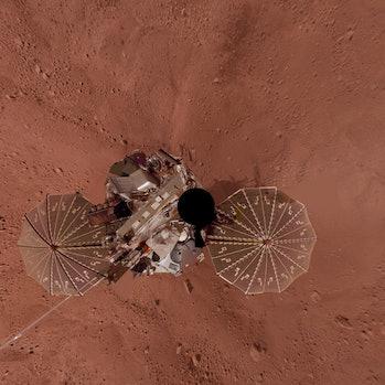 Phoenix aerial photo