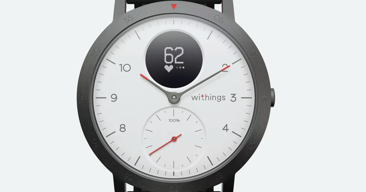 This Stylish Smartwatch Blows Away the Apple Watch