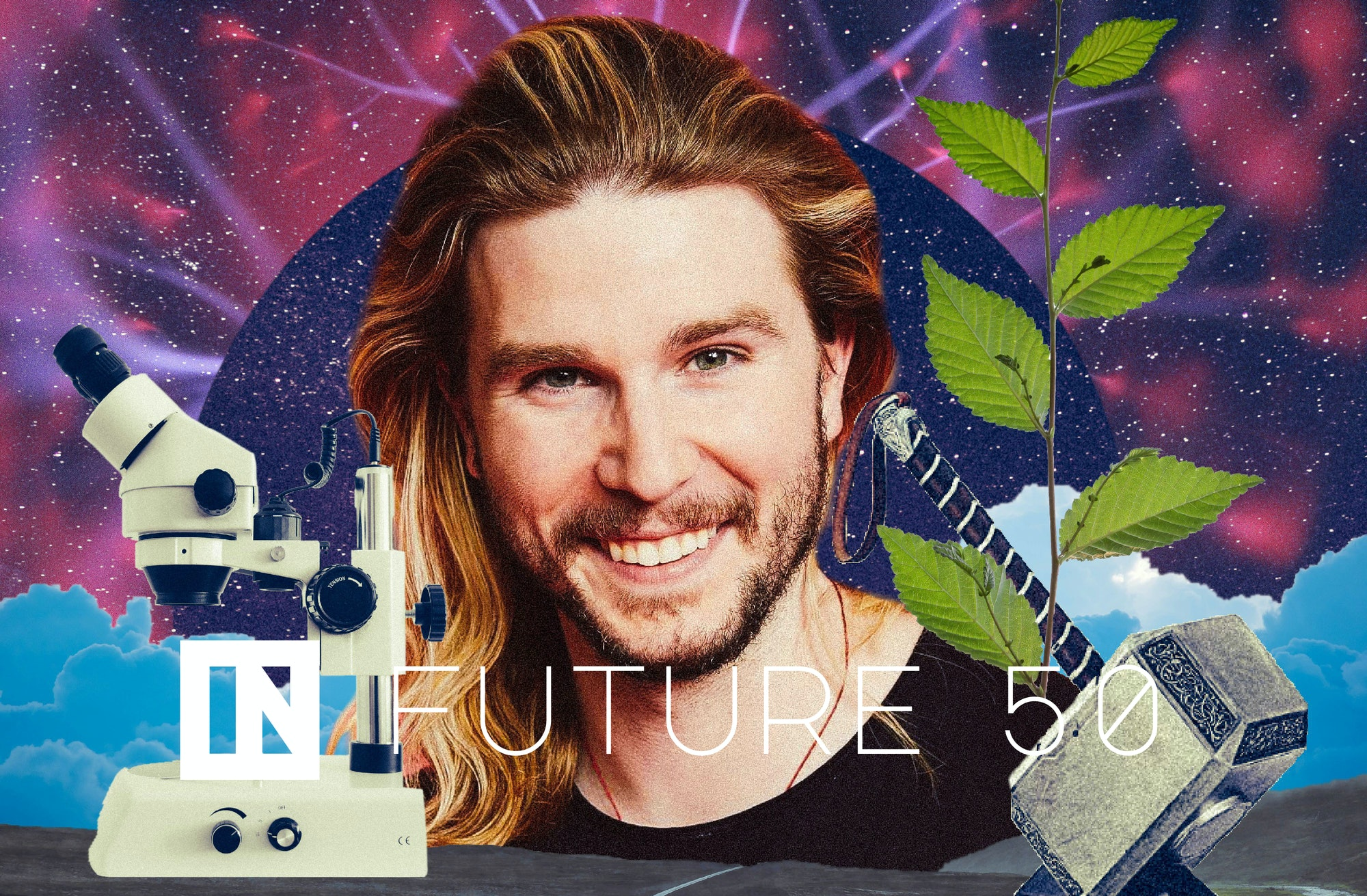 Kyle Hill is a member of the Inverse Future 50.