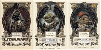 Ian Doescher's 'Star Wars' novels