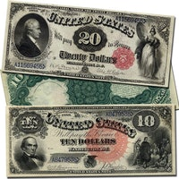 Happy 162nd: A Very Brief History Of U.S. Dollar Bill(s)