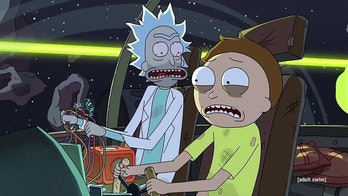 Rick and Morty really need a break.