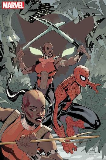 'Wakanda Forever: The Amazing Spider-Man'