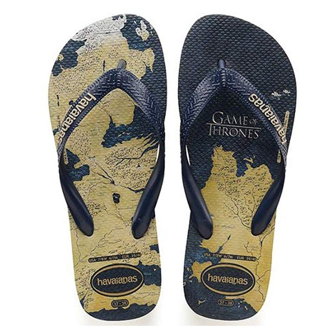 Havaianas Men's Top Game of Thrones Sandals flip flops