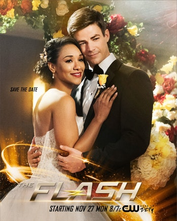 Barry and Iris are officially married now, so the next step in their relationship might be an expected one.