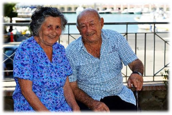 cilento elderly