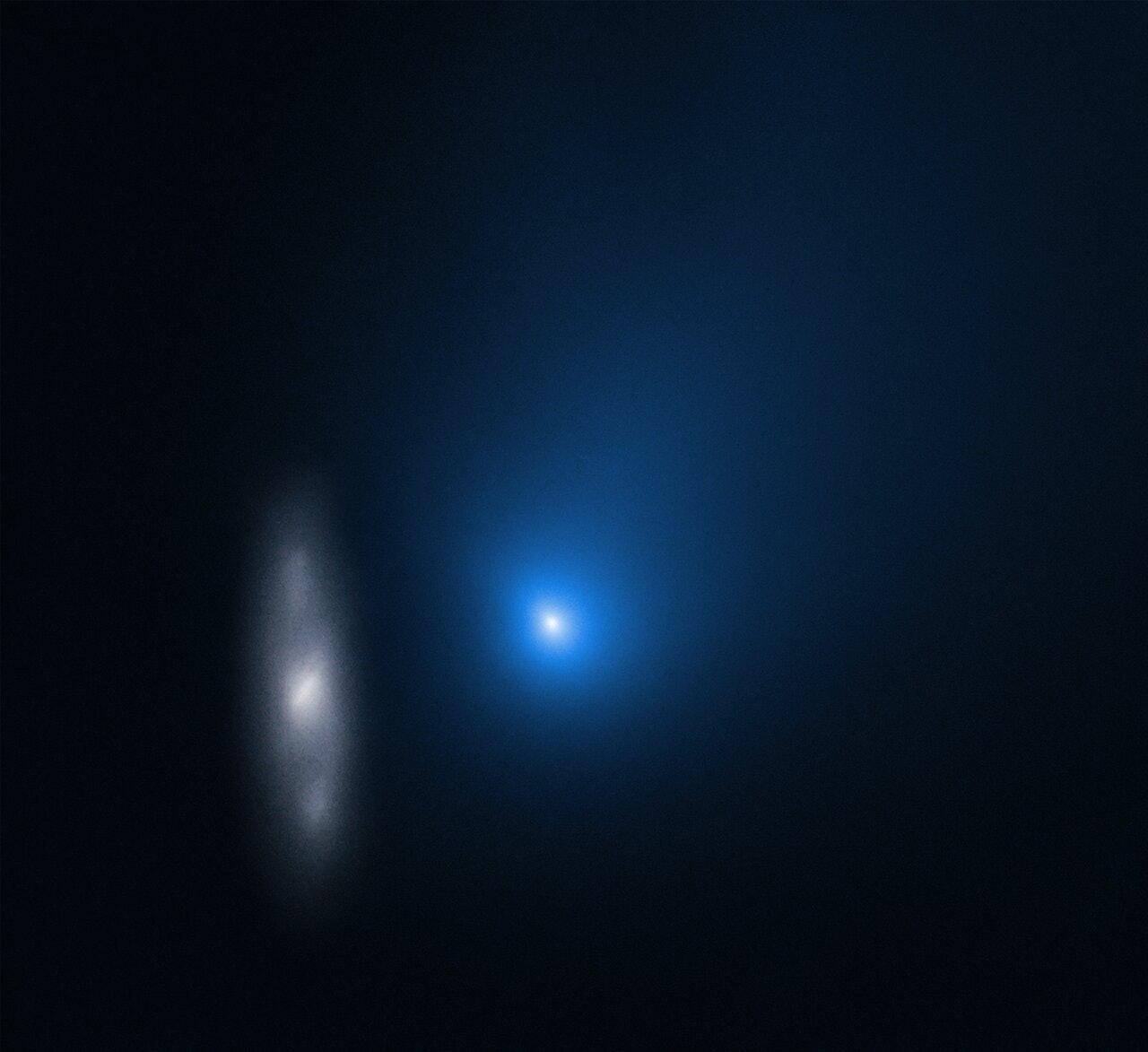 borisov comet