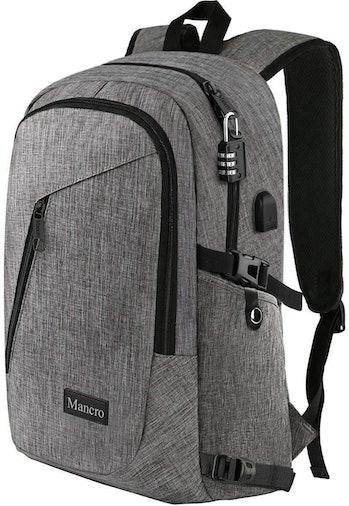 Laptop Backpack, Travel Computer Bag for Women & Men, Anti Theft Water Resistant College School Book...