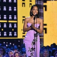 Jada Pinkett Smith Rebukes Tupac's Portrayal in 'All Eyez on Me'