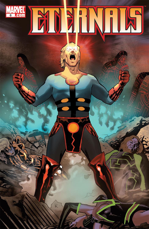 Eternals Marvel Movies