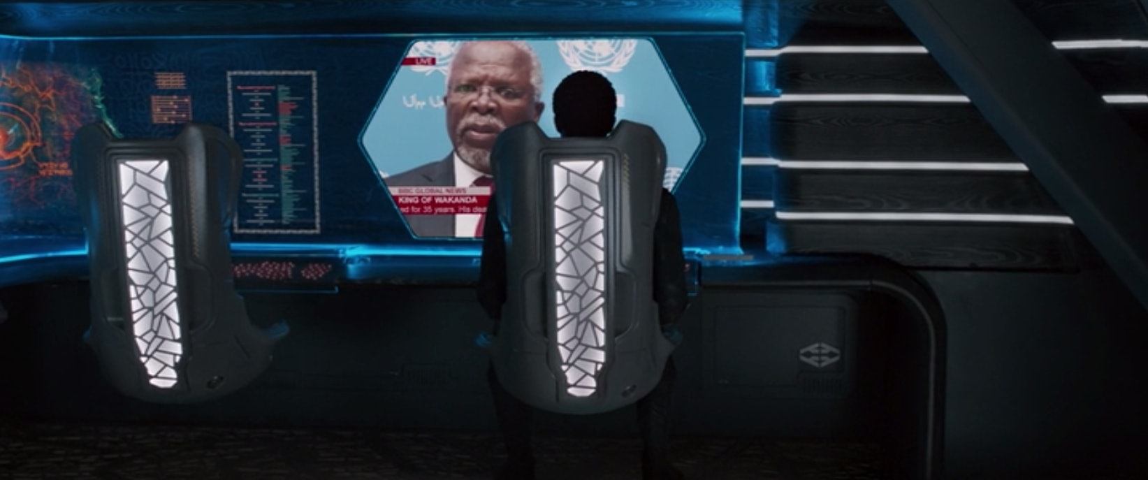 'Black Panther' T'Challa
