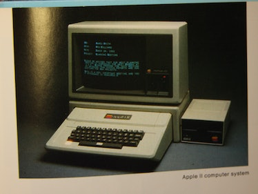 Apple II Computer System