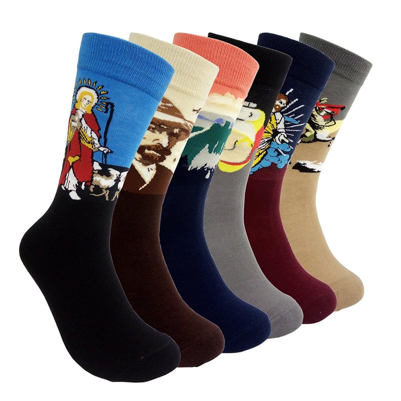 painting socks